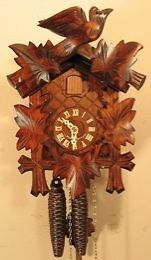 german cuckoo clocks in Modern (1970 Now)