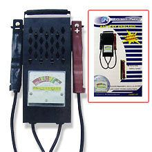 Newly listed 6 12V Auto Battery & Charging Tester System ATV BOAT RV