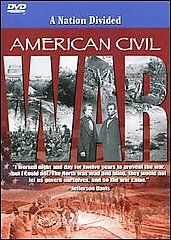 American Civil War A Nation Divided (DV