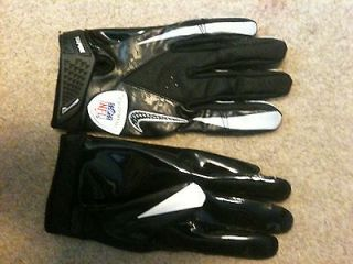 Newly listed Black Nike NFL Equipment Vapor Carbon Football Gloves