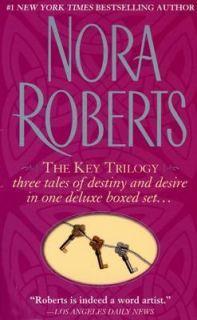The Key Trilogy Set by Nora Roberts 2004, Paperback