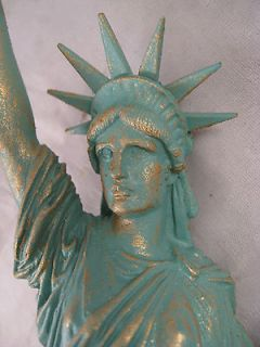 statue of liberty figurine in Souvenirs & Travel Memorabilia