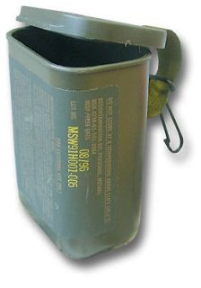 us army small waterproof plastic storage box excellent
