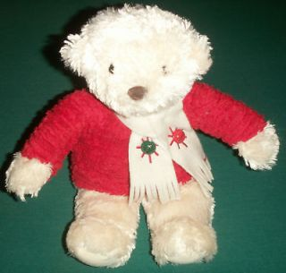 jingle bells christmas teddy bear hallmark musical 14