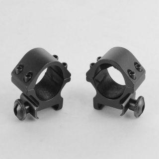 inch heavy duty low profile scope rings 20mm