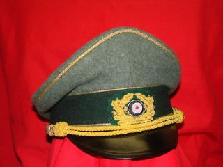 Newly listed German Army Generals Crusher Hat   GERMAN MADE