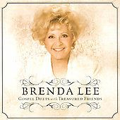 Brenda Lee Gospel Duets With Treasured Friends CD