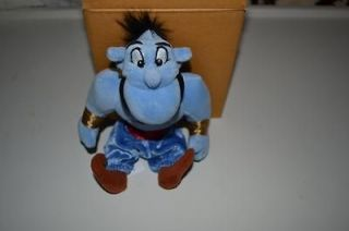 DISNEYS ALADDIN GENIE STUFFED PLUSH TOY 7 Brand New   FREE Ship See