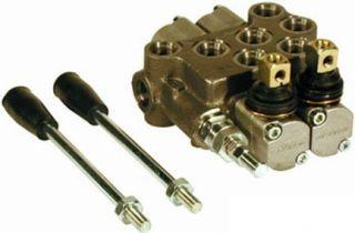 Sae Hydraulic Monoblock Spool Valve John Deere Massey Case IH Ford
