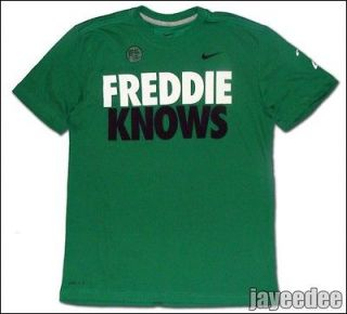 NIKE FREDDIE ROACH KNOWS MANNY PACQUIAO BOXING SHIRT 1.3 breathe GREEN