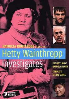 Hetty Wainthropp Investigates   The Complete Second Series DVD, 2005