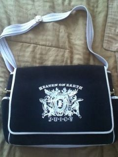 newly listed juicy couture diaper bag  55