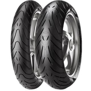 New Pirelli Angel ST Front/Rear Tires 120/70ZR 17 & 180/55ZR 17 Set