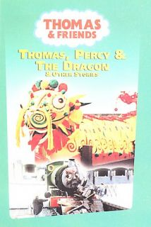 Thomas Friends   Thomas, Percy and the Dragon Other Stories DVD, 2006