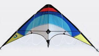 hot 52 sport dual control sport stunt kite fun to