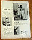 1950 warner s foundations girdles bras ad enlarge buy it