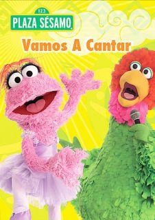 Plaza Sesamo   Vamos A Cantar (DVD, 2005