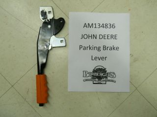 John Deere Gator Parking Brake Lever HPX 4x2 4x4 Gas and Diesel