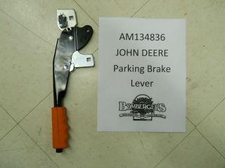 John Deere Gator Parking Brake Lever HPX 4x2 4x4 Gas and Diesel