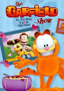 The Garfield Show All You Need Is Love And Pasta DVD, 2011