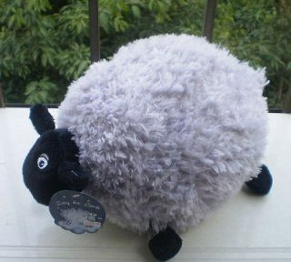 Lovely NICI Gray Shaun The Sheep Stuffed Animal 30 CM Loves gift