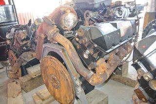 1997 7.3 Turbo diesel Engine, 225 HP, Powerstroke, ford, International