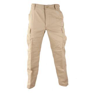 PROPPER KHAKI BDU PANTS (army gear military clothing uniform cargo
