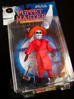 Full Moon Toys Puppet Master 6 Red Blade Figure New
