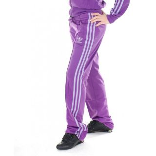 Adidas Originals Womens Firebird Track Pants Purple/lavender