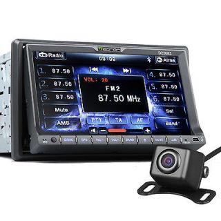 C1202Z Eonon 7 LCD In Dash 2Din Car DVD Player FM iPod BT w/Reversing