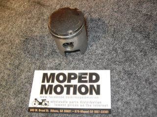 Vertex Performance Engine Piston & Rings 1380 for Tomos @ Moped Motion