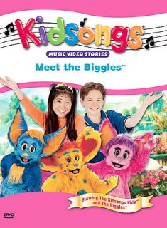 kidsongs meet the biggles by the kidsongs kids time left
