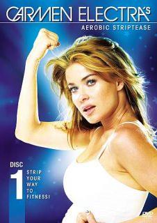 Carmen Electras Aerobic Striptease DVD, 2004