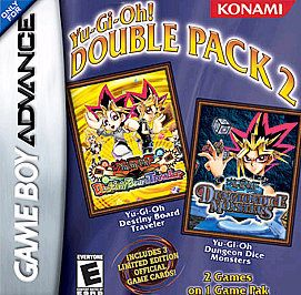 Yu Gi Oh Double Pack 2 Nintendo Game Boy Advance, 2006