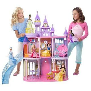 Newly listed Disney Princess Ultimate Dream Castle w/Magical Sounds