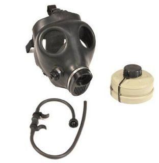 NEW Israeli Civilian Gas Mask with NBC NATO Filter and Drinking