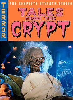Tales from the Crypt   The Complete Seventh Season DVD, 2007, 3 Disc