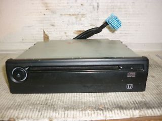 98 02 Honda Accord 99 04 Odyssey Radio Remote Cd Player 08A06 381 210