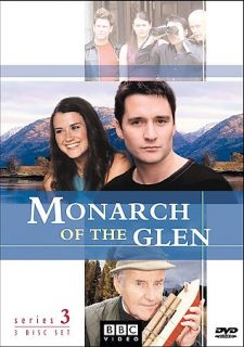 Monarch of the Glen   The Complete Series 3 DVD, 2005, 3 Disc Set