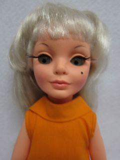 Vintage Furga Alta Moda Platinum Italian Fashion Doll Sheila Susanna