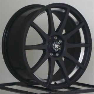 17 Inch Wheels Rims Black Honda Civic Fit Scion xB xA Chevy Cobalt