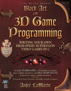 Black Art of 3D Game Programming Writing Your Own High Speed 3D