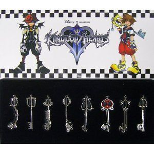 kingdom hearts keyblade in Animation Art & Characters