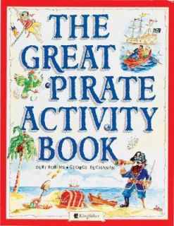 The Great Pirate by Deri Robins and George Buchanan 1995, Paperback
