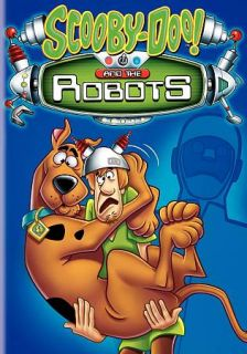 Scooby Doo and the Robots DVD, 2011