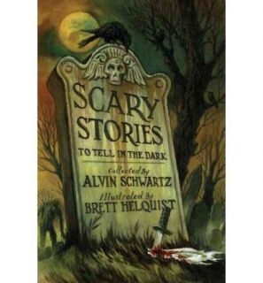 scary stories to tell in the dark in Children & Young Adults