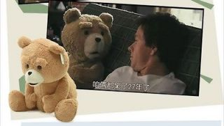 Mans Giant Teddy Ted Bear Stuffed Plush The Movie X R Toys Dolls US
