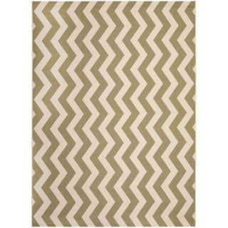 safavieh courtyard green beige indoor outdoor rug more options option