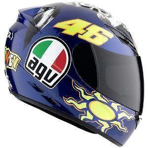 new agv k3 valentino rossi replica helmet the donkey xl