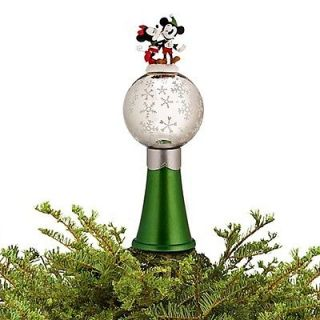 2011 Share the Magic Minnie and Mickey Mouse Tree Topper